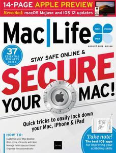 MacLife UK – August 2018
