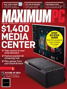 Maximum PC - September 2018
