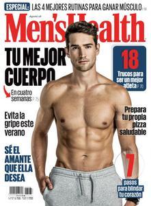 Men's Health México - agosto 2018