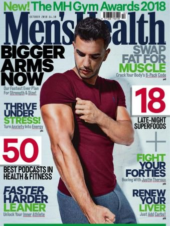 Men's Health UK - October 2018