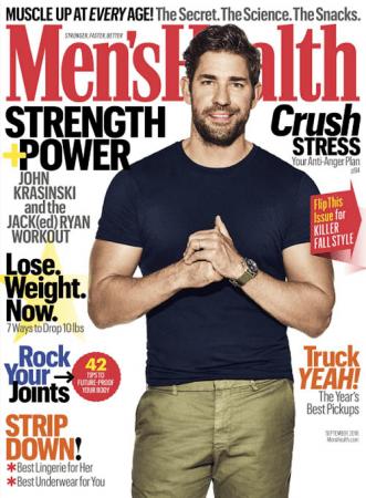 Men's Health USA - September 2018