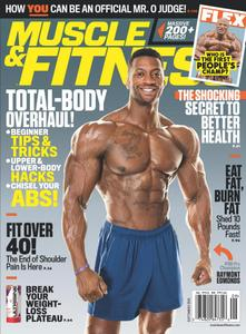 Muscle & Fitness USA – September 2018
