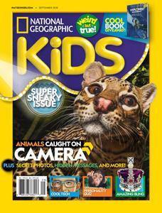 National Geographic Kids USA – September 2018