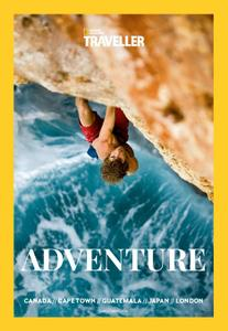 National Geographic Traveller UK – September 2018