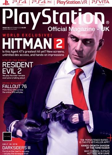 Playstation Official Magazine UK - September 2018