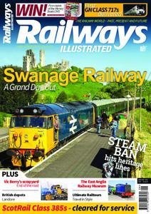 Railways Illustrated – September 2018