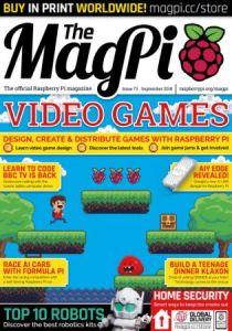 The MagPi – September 2018