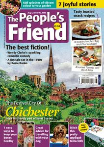 The People's Friend – 04 August 2018