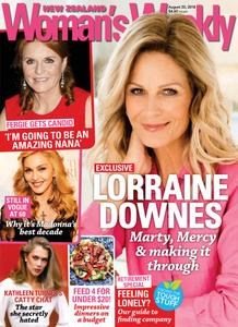 Woman's Weekly New Zealand - August 20, 2018