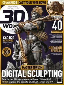 3D World UK – November 2018
