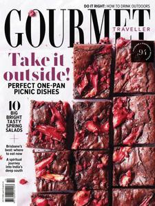 Australian Gourmet Traveller - October 2018