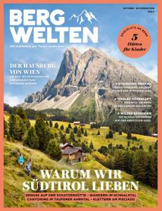 Bergwelten Austria - Oktober-November 2018
