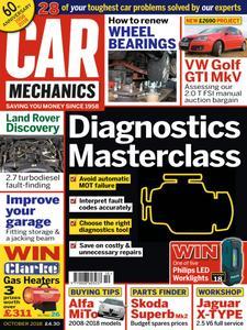 Car Mechanics - October 2018