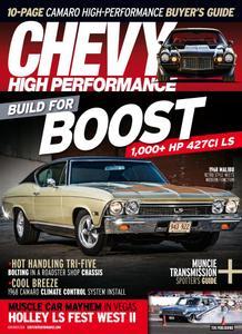 Chevy High Performance - November 2018