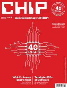 Chip Germany - Oktober 2018