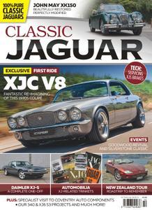 Classic Jaguar – October 2018