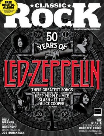 Classic Rock UK - Issue 254, 2018