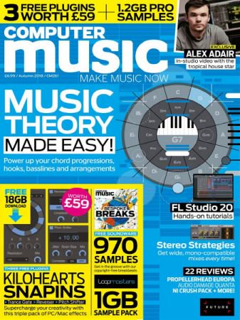 Computer Music - Autumn 2018