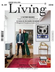 Corriere della Sera Living – settembre 2018