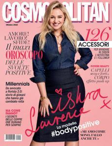 Cosmopolitan Italia – Ottobre 2018