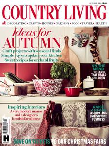 Country Living UK - October 2018