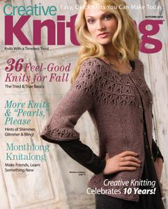 Creative Knitting – June 2014