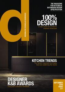 Designer Kitchen & Bathroom – September 2018