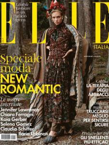 Elle Italia – Ottobre 2018
