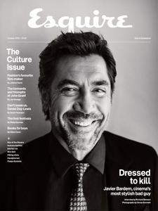 Esquire UK – October 2018