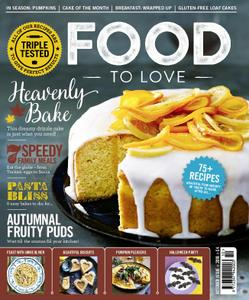 Food To Love – October 2018
