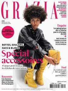 Grazia France - 12 septembre 2018