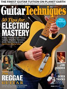 Guitar Techniques - November 2018
