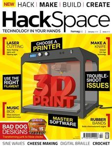 HackSpace - January 2018