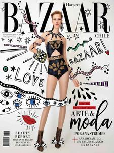 Harper's Bazaar Chile – septiembre 2018