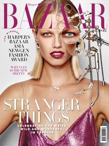 Harper's Bazaar Singapore – October 2018