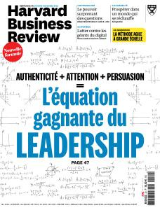 Harvard Business Review France – Octobre-Novembre 2018