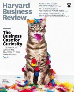 Harvard Business Review USA – September/October 2018