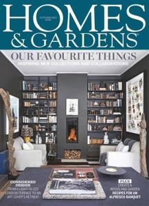 Homes & Gardens UK – October 2018