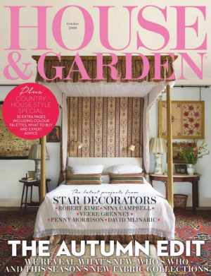 House & Garden UK - October 2018