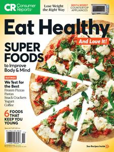 How to Eat Healthy and Love it, Too! – November 2018
