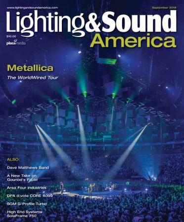 Lighting & Sound America - September 2018