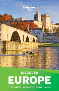 Lonely Planet Discover Europe (Travel Guide), 5th Edition