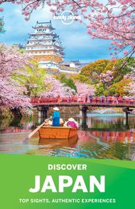 Lonely Planet Discover Japan (Travel Guide), 4th Edition
