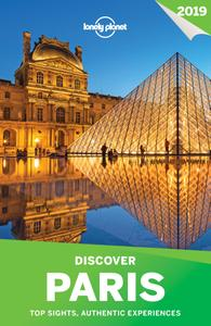 Lonely Planet Discover Paris 2019 (Travel Guide), 6th Edition