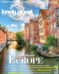 Lonely Planet India – September 2018