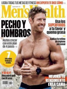 Men's Health México – septiembre 2018