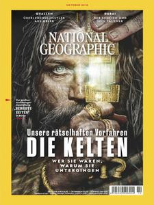 National Geographic Germany – Oktober 2018