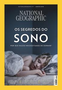 National Geographic Portugal – August 2018