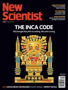 New Scientist International Edition - September 29, 2018