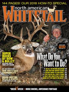 North American Whitetail - October 01, 2018
